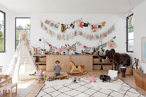 Tendencias 2013: colores de moda para habitaciones infantiles ...