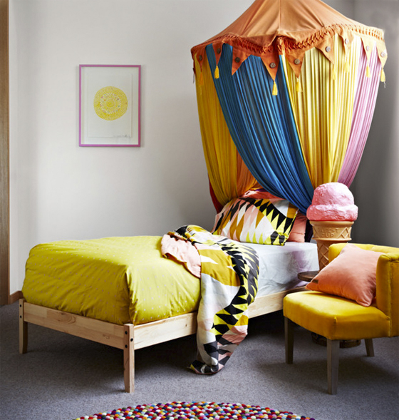 Tendencias 2013 colores de moda para habitaciones for Habitaciones infantiles unisex