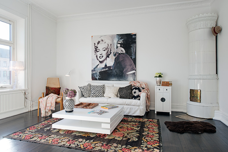 Singulares: decora tu casa en blanco y negro. | Kenay Home