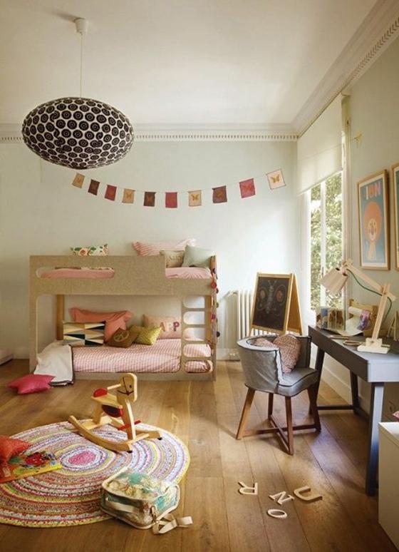 Habitaciones infantiles de ensue o kenay home for Habitacion infantil 2 camas