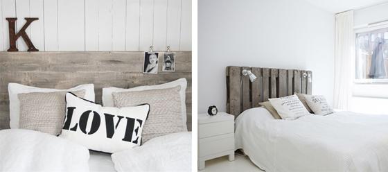 Ideas para decorar tu hogar kenay home - Cabeceros artesanales ...