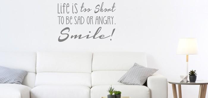 Decora tus paredes con vinilos decorativos kenay home - Vinilos decorativos en valencia ...