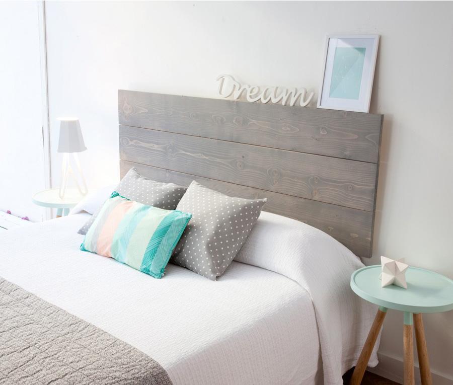 Cabeceros tapizados y de madera kenay home - Cabeceros cama caseros ...