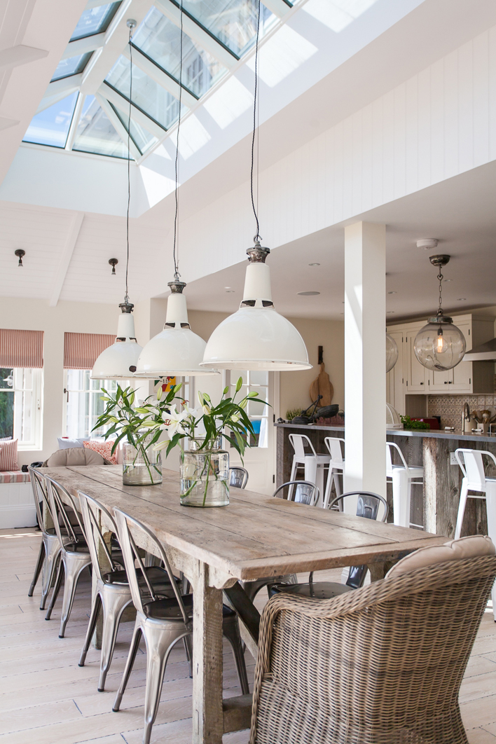 Estilo de decoraci n industrial y madera kenay home for Cofre de estilo industrial