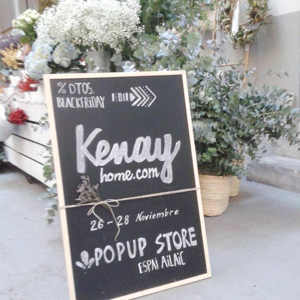 Esta tarde os esperamos hasta las 2100h en kenaypopup! venshellip