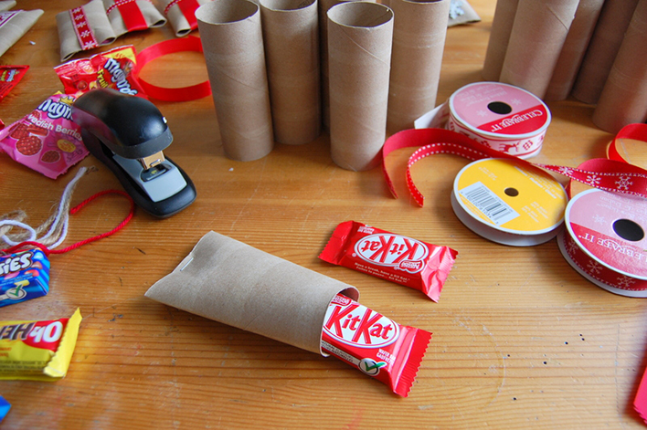 how to get chocolate out of paper