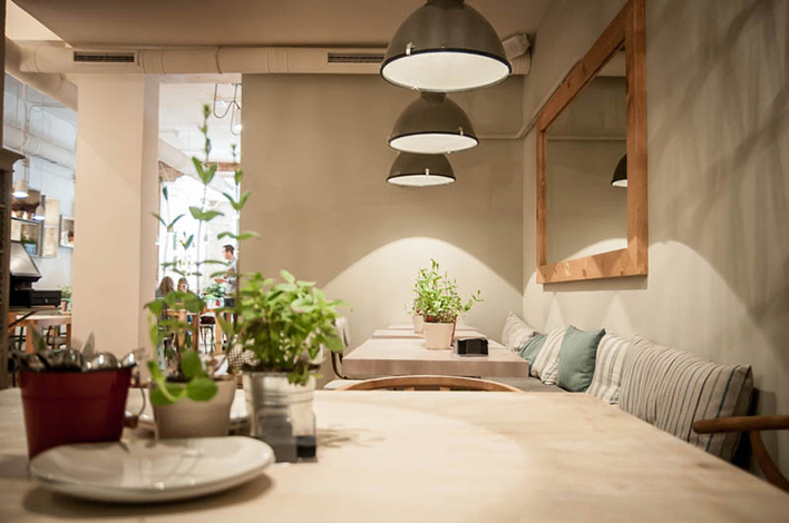 Descubre el restaurante Le Cocó, un sitio encantador en pleno centro ...