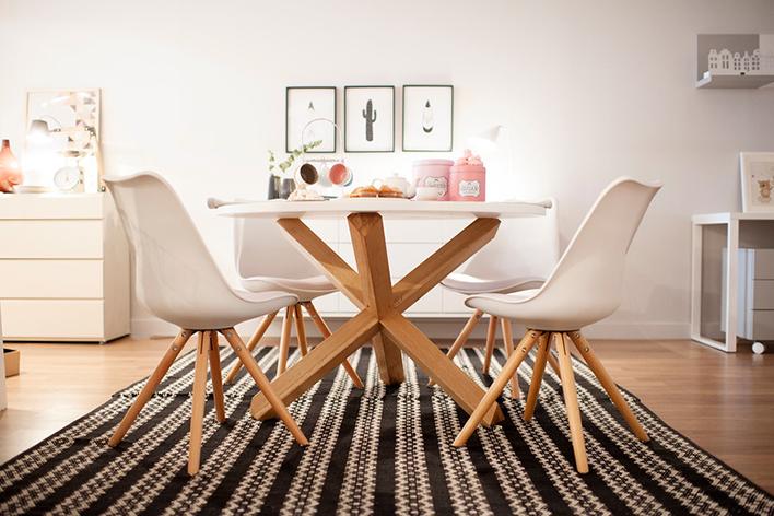 Mesas de comedor conforama dise os arquitect nicos for Mesas comedor conforama