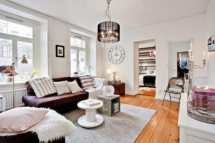 Descubre relojes de estilo n rdico y vintage en kenay home for Grado medio decoracion de interiores