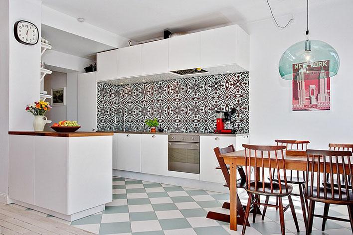 Descubre relojes de estilo n rdico y vintage en kenay home kenay home - Relojes de cocina modernos ...