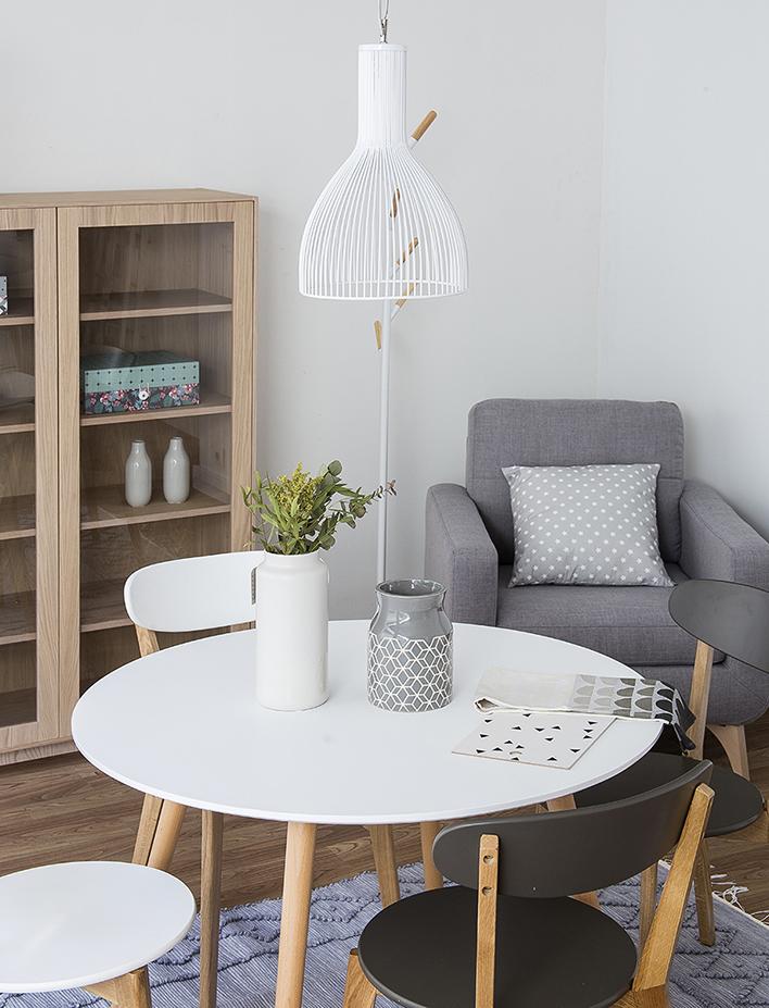 Mesa pequea para cocina finest with mesa pequea para for Mesa comedor pequea a