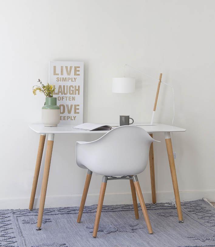 mesa para espacios reducidos slow