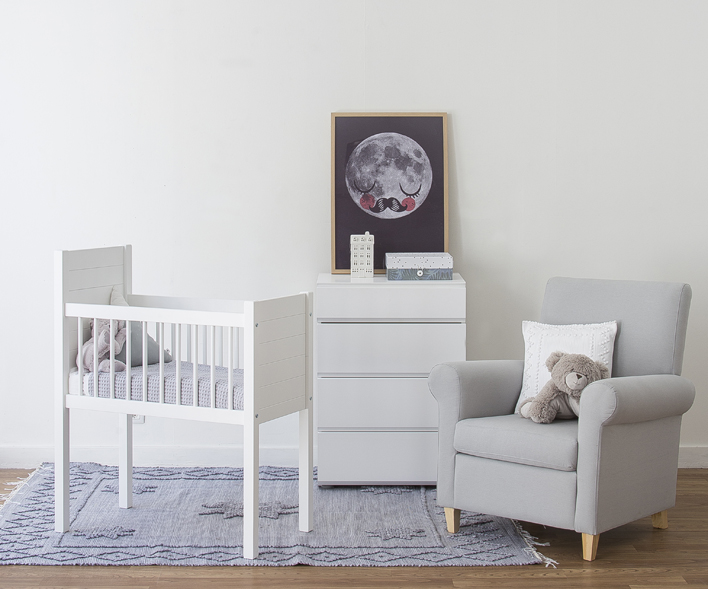 Ideas para decoracion infantil kenay home - Habitacion bebes decoracion ...