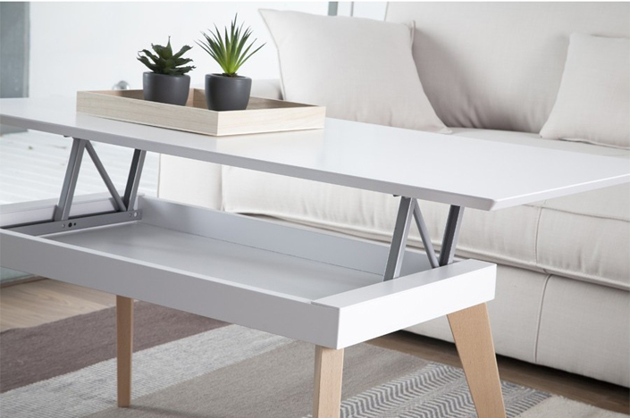 7 mesas de centro y auxiliares modernas kenay home