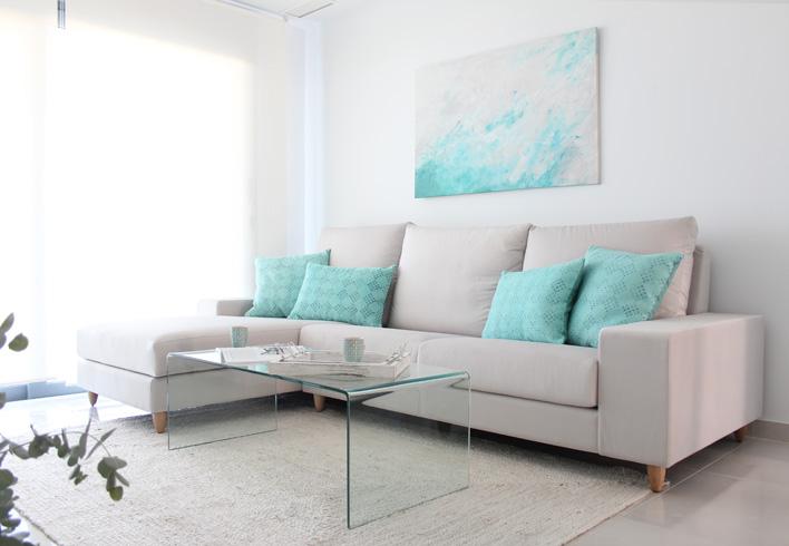 Lura sofá