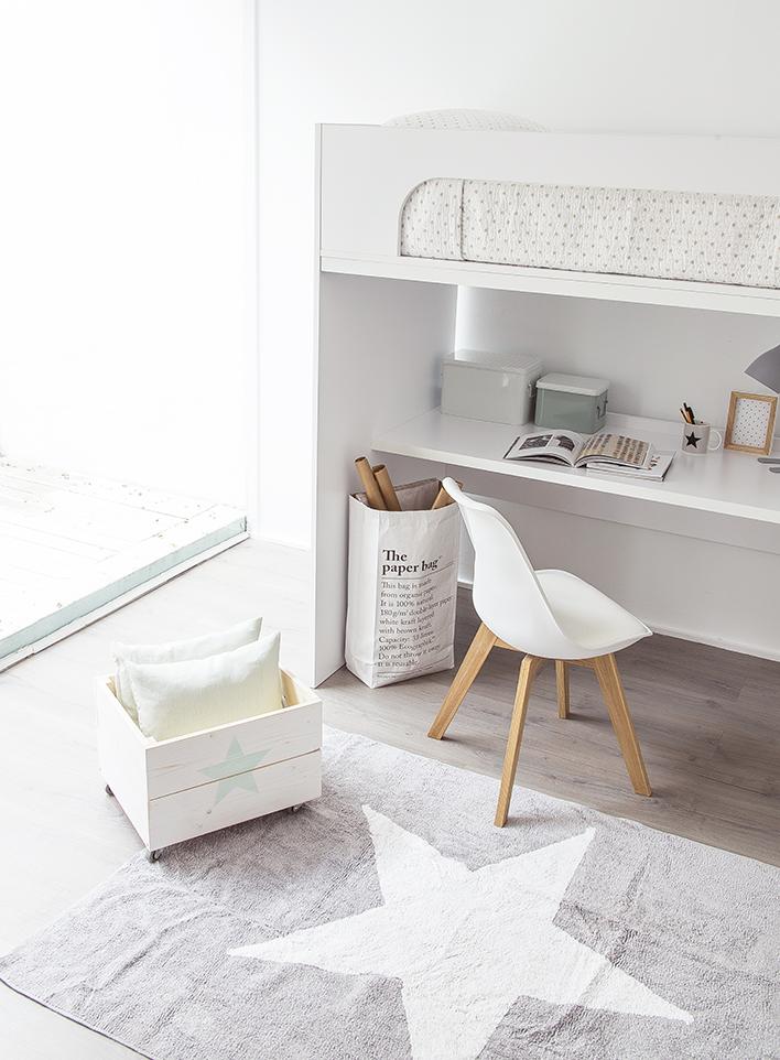 5 habitaciones infantiles para no dejar de so ar kenay home. Black Bedroom Furniture Sets. Home Design Ideas