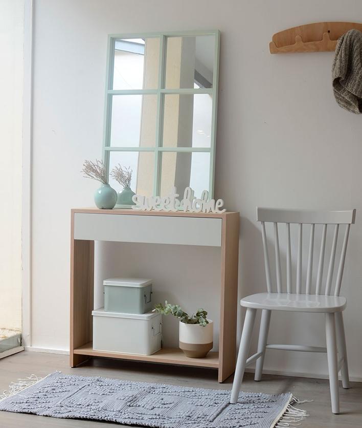 Nuevos espejos para decorar tu hogar kenay home for Decoracion espejo pared