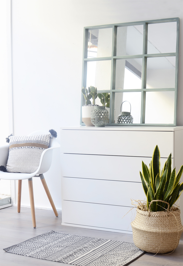 Nuevos espejos para decorar tu hogar kenay home for Espejo dormitorio