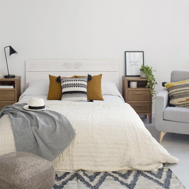 Dormitorios con estilo kenay home - Cabeceros con estilo ...