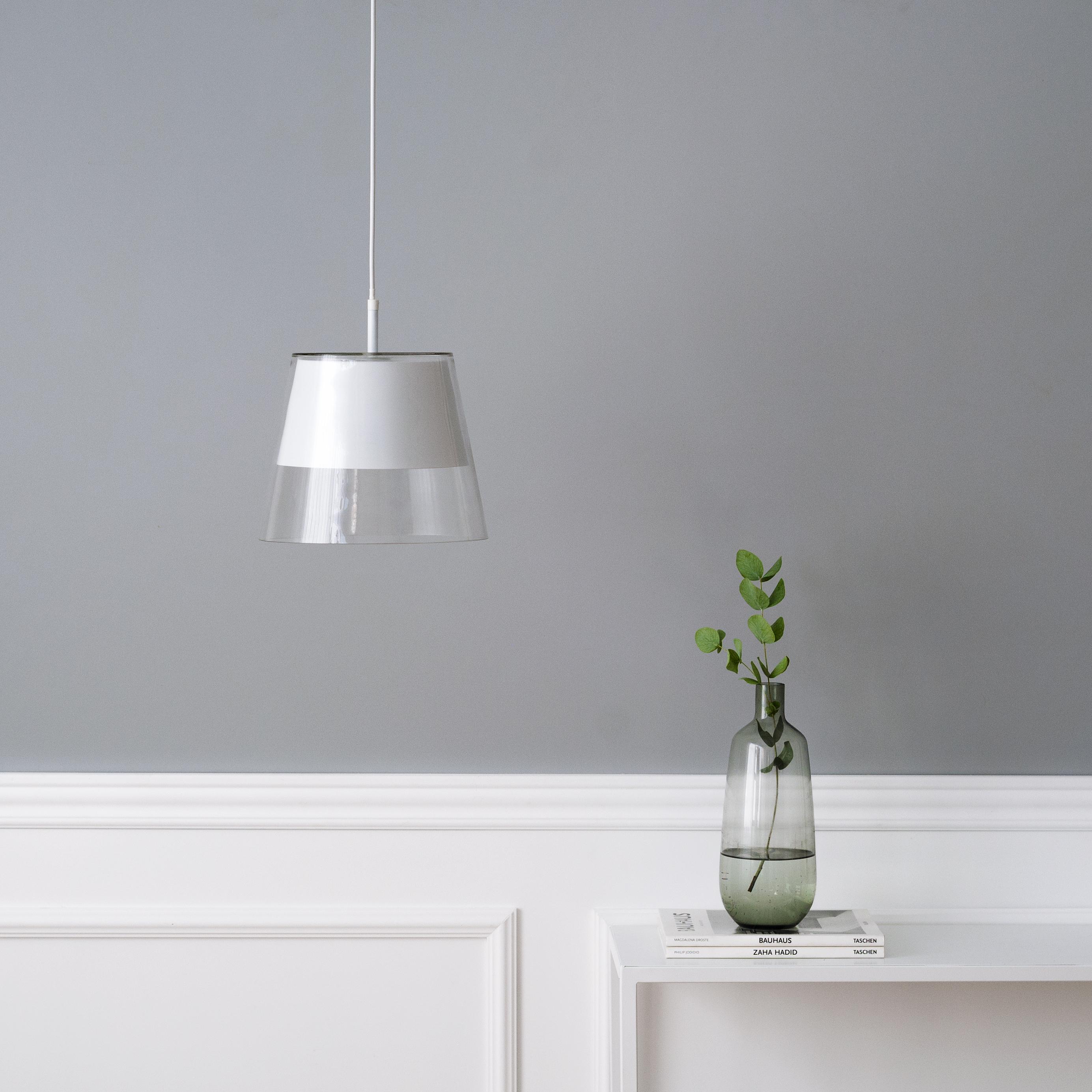 KJ-90087BL Divin lámpara de techo blanca 01