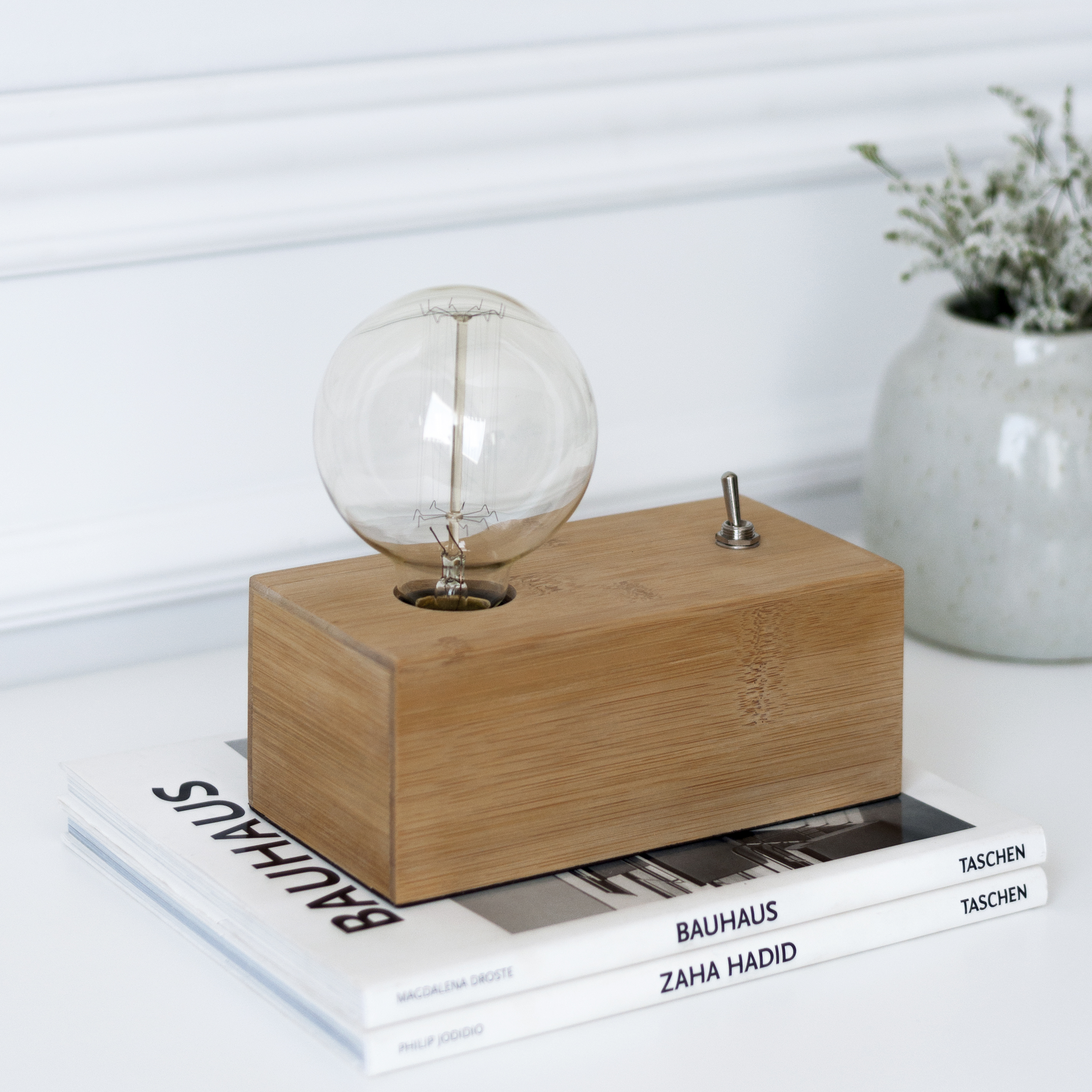 KOP-10029 Kerac lámpara de madera 03