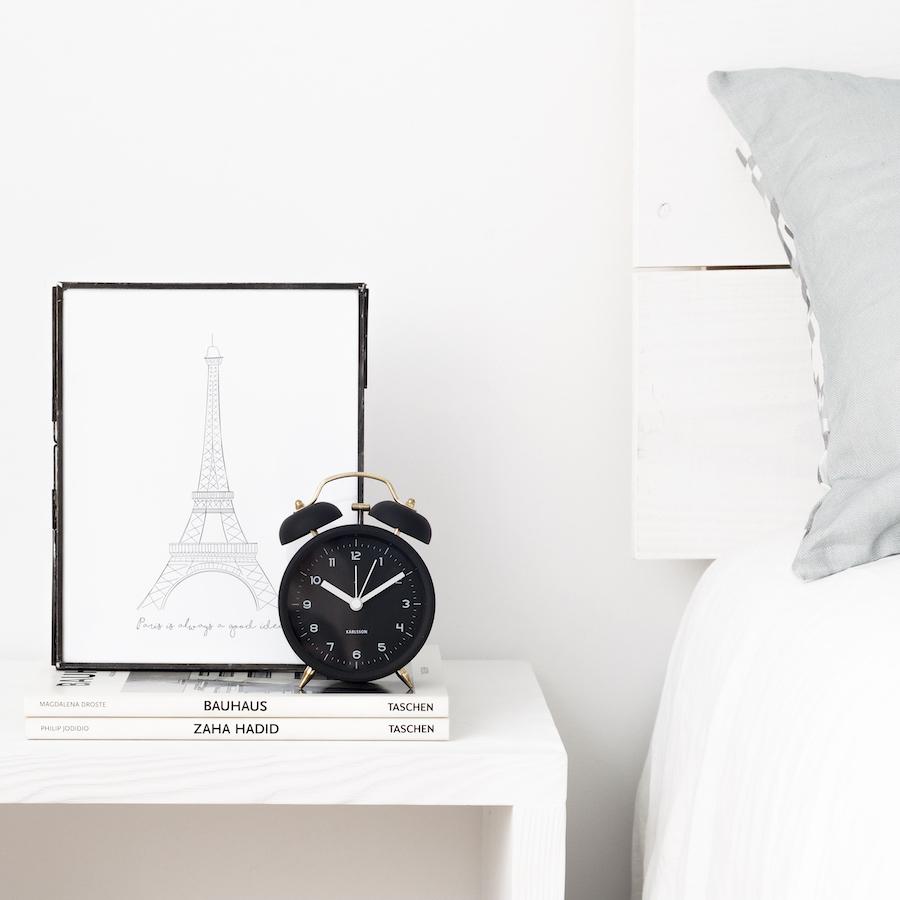 KP-1259NE Bell reloj negro 01