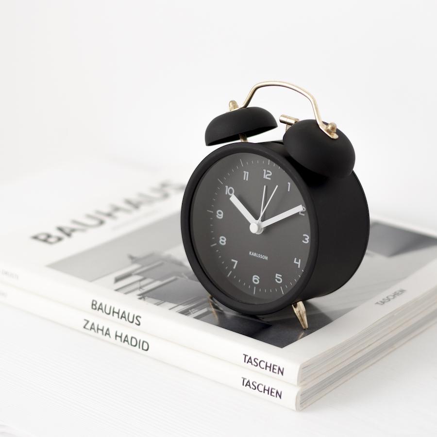 KP-1259NE Bell reloj negro 02
