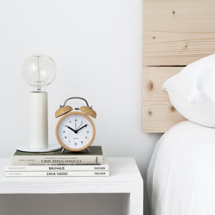 KP-1260MA Bell reloj madera 01
