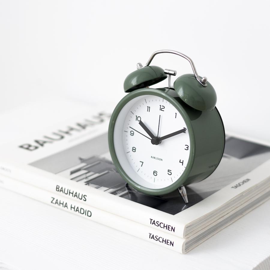 KP-1262VE Bell reloj verde 02