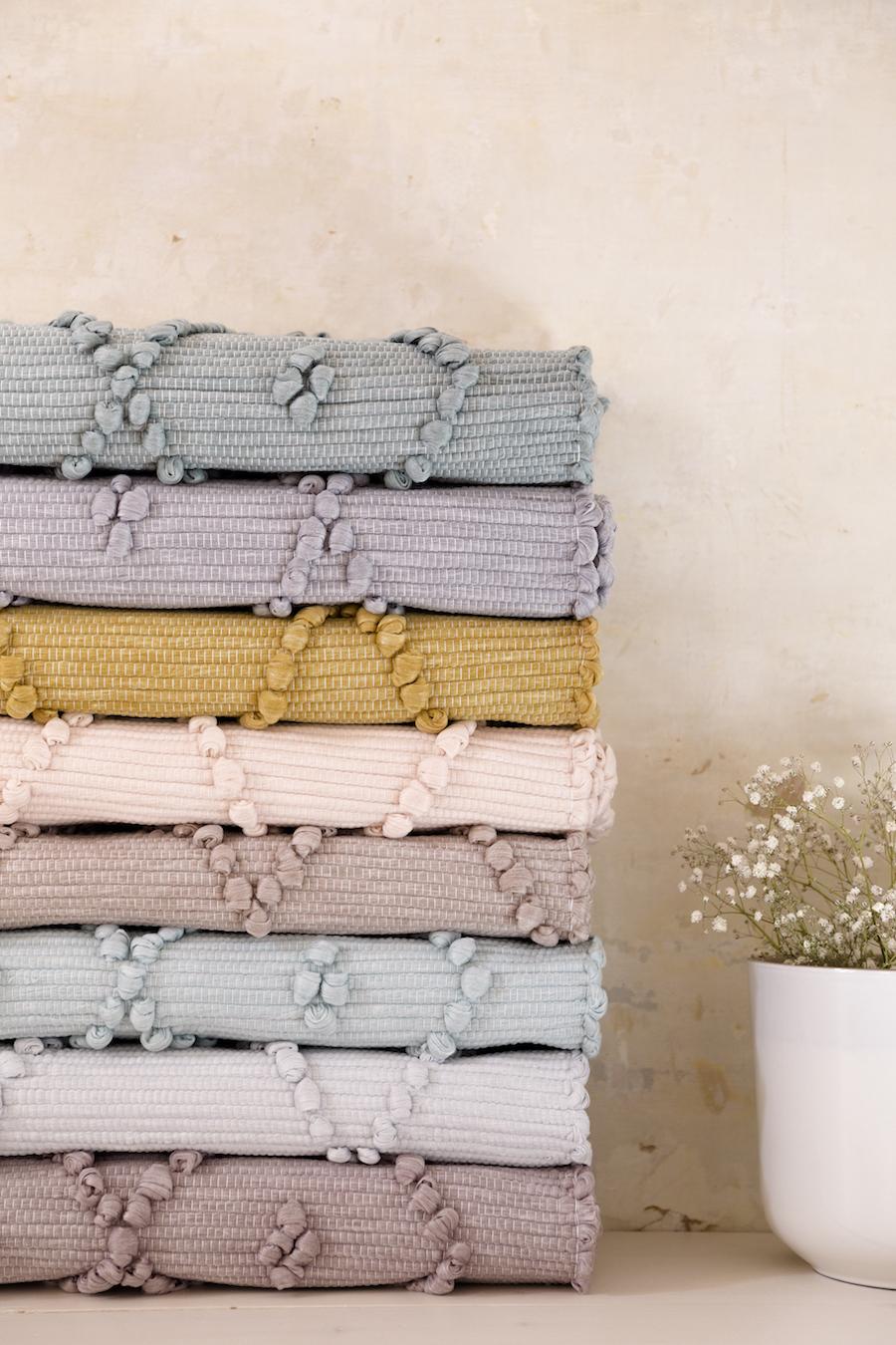 Alfombras Quad: Fusión de color y textura | Kenay Home