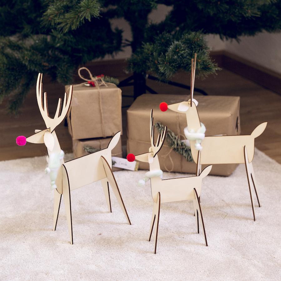 KRI-0002 Rudolf pack de tres renos 01