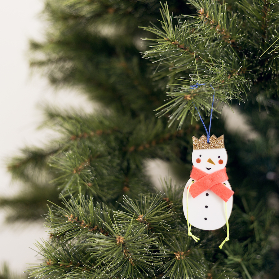 KRI-0008 Snow muñeco de navidad 01
