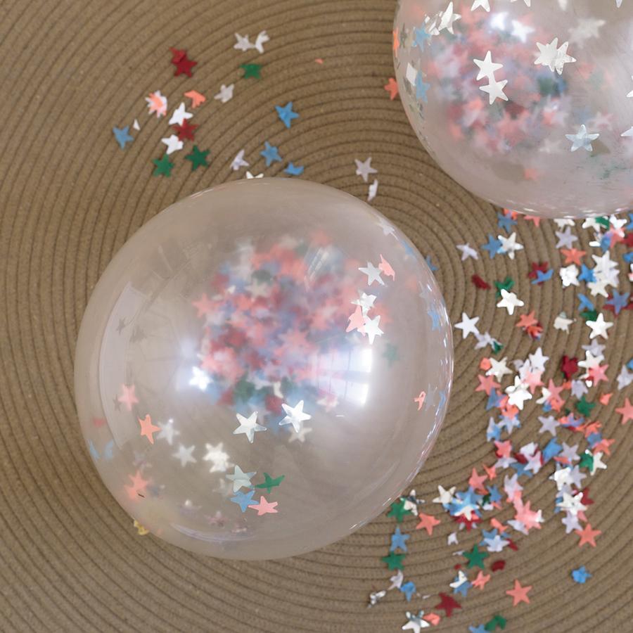 KRI-0042 Stars confetti